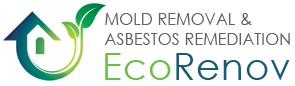 Mold Removal & Asbestos Remediation EcoRenov Logo
