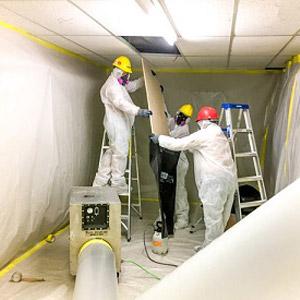 Asbestos Abatement & Asbestos Removal, Longueuil
