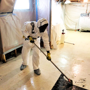Asbestos Removal Services, Longueuil