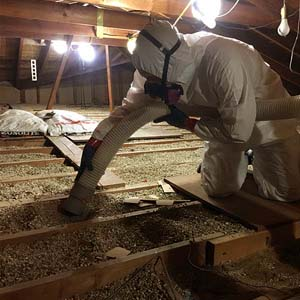 Vermiculite Removal, Montreal & Laval