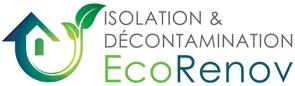 Isolation & Décontamination ÉcoRénov Logo