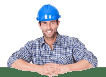 Entrepreneur en décontamination de moisissures vertes dans la maison