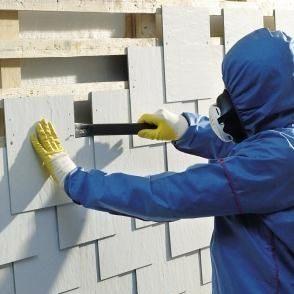 Amiante: travaux de décontamination à faibles risques