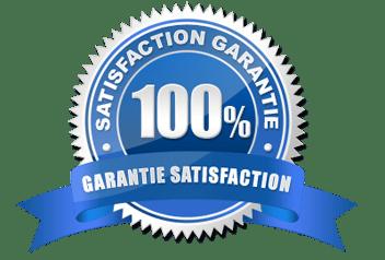 Moisissures: qualité de l'air, 100% satisfaction garantie